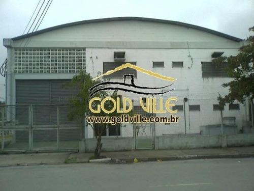 aluguel galpão osasco  brasil - 894-a