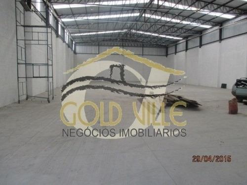 aluguel galpão osasco  brasil - 902-a