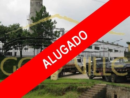 aluguel galpão santana de parnaíba  brasil - 1048-a
