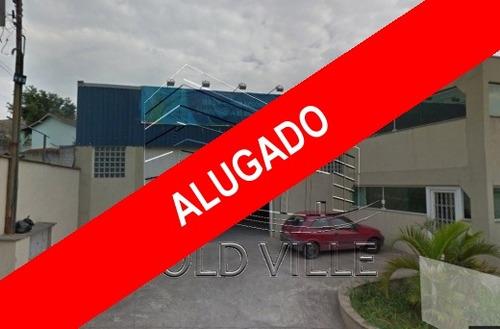 aluguel galpão santana de parnaíba  brasil - 108-a