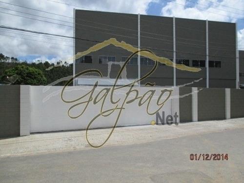 aluguel galpão santana de parnaíba  brasil - 109-a