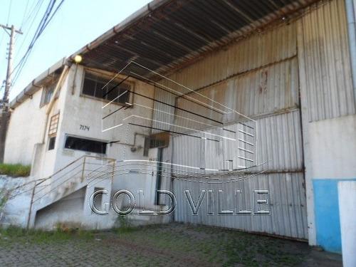 aluguel galpão santana de parnaíba  brasil - 1164-a