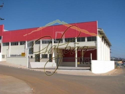 aluguel galpão santana de parnaíba  brasil - 1532-a
