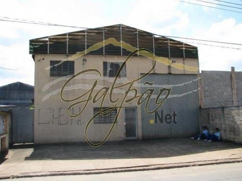 aluguel galpão santana de parnaíba  brasil - 1633-a