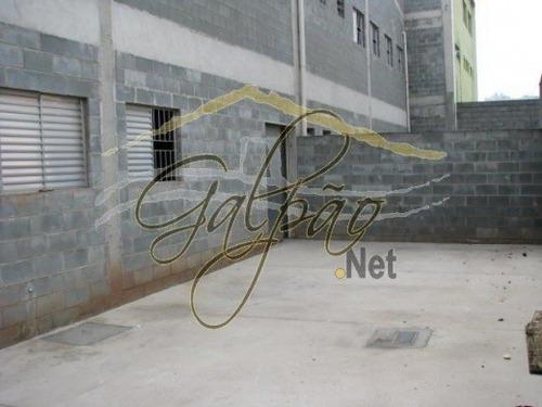 aluguel galpão santana de parnaíba  brasil - 1786-a