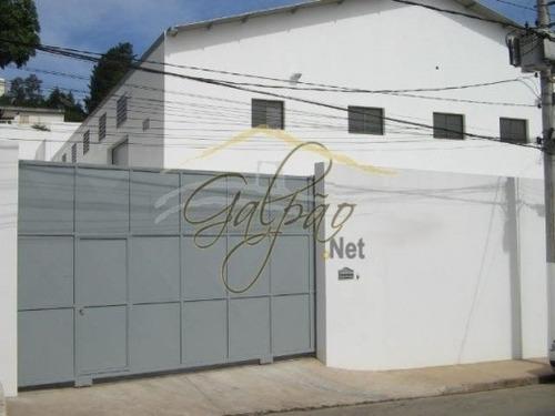 aluguel galpão santana de parnaíba  brasil - 2061-a