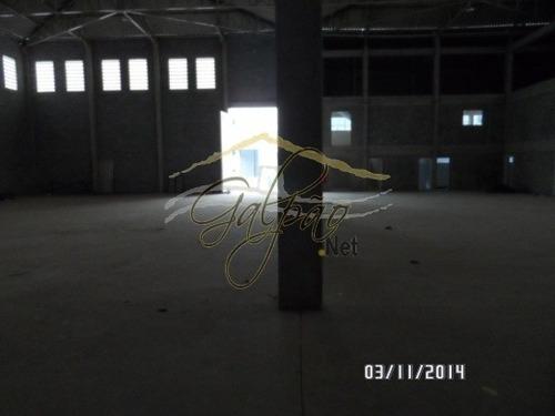 aluguel galpão santana de parnaíba  brasil - 2073-a