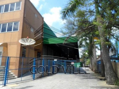 aluguel galpão santana de parnaíba  brasil - 2459-a