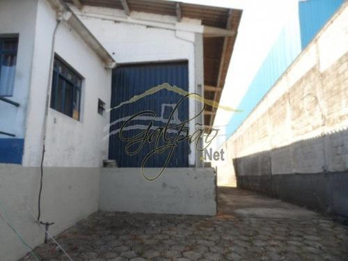 aluguel galpão santana de parnaíba  brasil - 2644-a