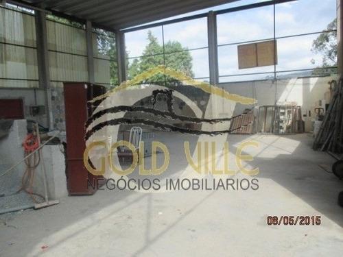 aluguel galpão santana de parnaíba  brasil - 270-a
