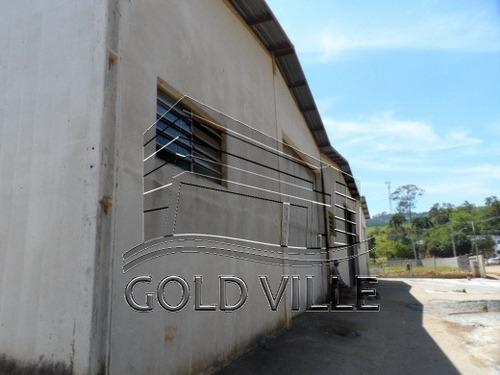 aluguel galpão santana de parnaíba  brasil - 2932-a