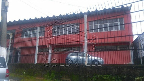 aluguel galpão santana de parnaíba  brasil - 4053-a