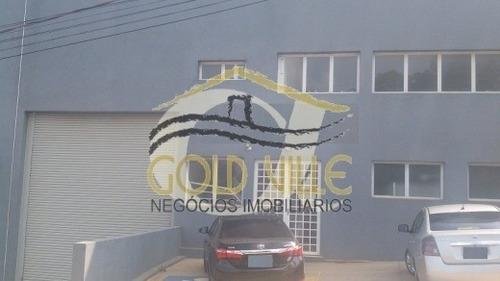 aluguel galpão santana de parnaíba  brasil - 606-a