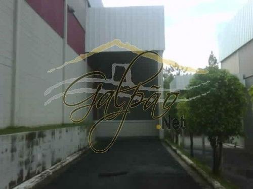 aluguel galpão santana de parnaíba  brasil - 625-a