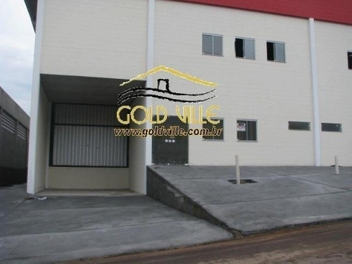 aluguel galpão santana de parnaíba  brasil - 803-a