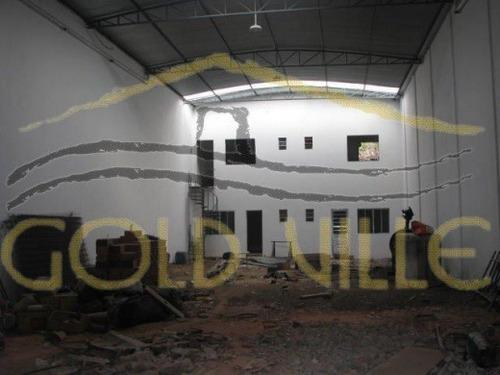 aluguel galpão são paulo  brasil - 008-a