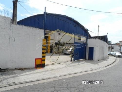 aluguel galpão são paulo  brasil - 1036b-a