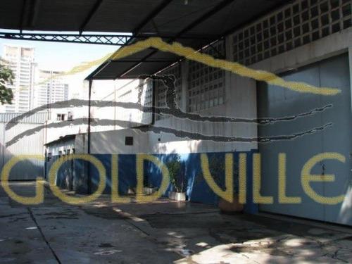 aluguel galpão são paulo  brasil - 1220-a