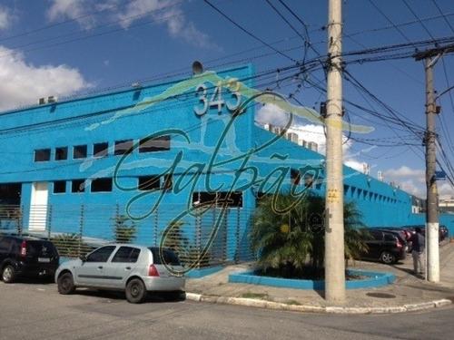 aluguel galpão são paulo  brasil - 165-a