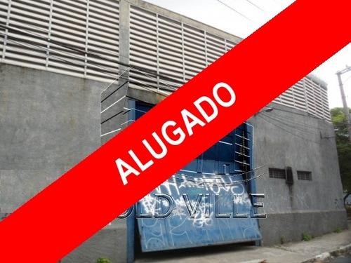 aluguel galpão são paulo  brasil - 2366-a
