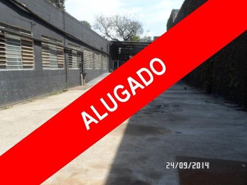 aluguel galpão são paulo  brasil - 2689-a