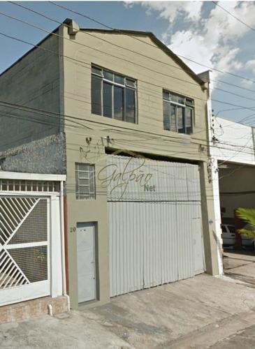 aluguel galpão são paulo  brasil - 2693-a