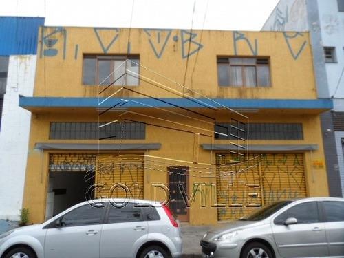 aluguel galpão são paulo  brasil - 4061-a