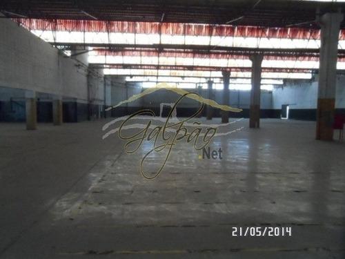 aluguel galpão são paulo  brasil - 485-a