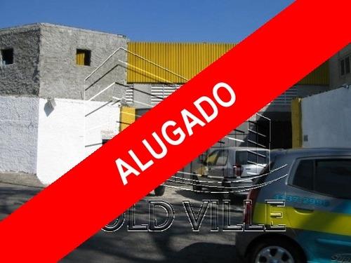 aluguel galpão taboão da serra  brasil - 236b-a