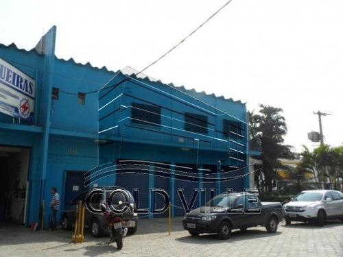 aluguel galpão taboão da serra  brasil - 3002-a