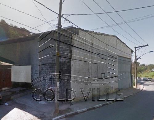 aluguel galpão taboão da serra  brasil - 3639-a