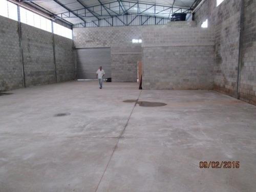 aluguel galpão vargem grande paulista  brasil - 371-a
