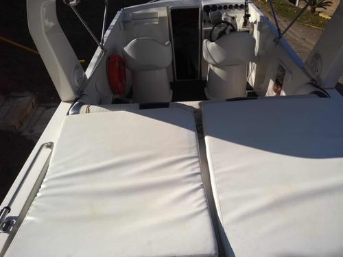 aluguel lancha magnum 29 pés, incluso marinheiro e diesel