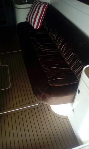 aluguel locação charter lancha 44 pés  guarujá