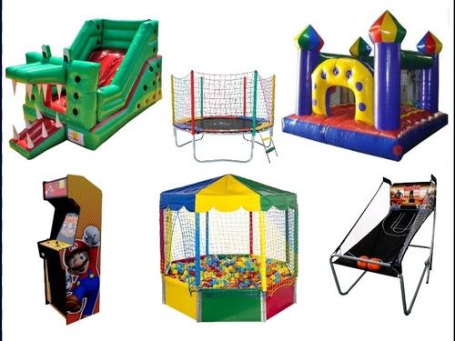 aluguel, locação de brinquedos infantis e infanto juvenil