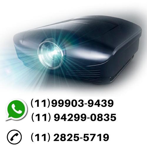 aluguel / locação de datashow e projetor e telão 99903-9439