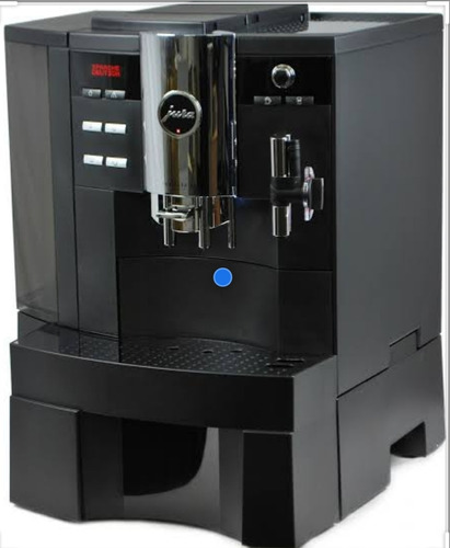 aluguel máquina automática de café expresso jura xs 90 otc