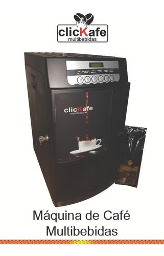 aluguel máquina de café multibebidas com 300 doses grátis