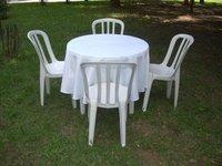 aluguel mesas cadeiras