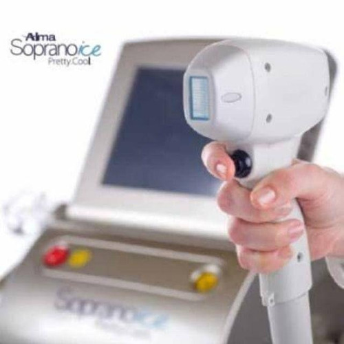 aluguel ou locação laser depilação soprano ice
