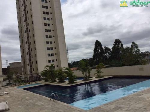 aluguel ou venda apartamento 3 dormitórios vila rio de janeiro guarulhos r$ 1.300,00 | r$ 310.000,00