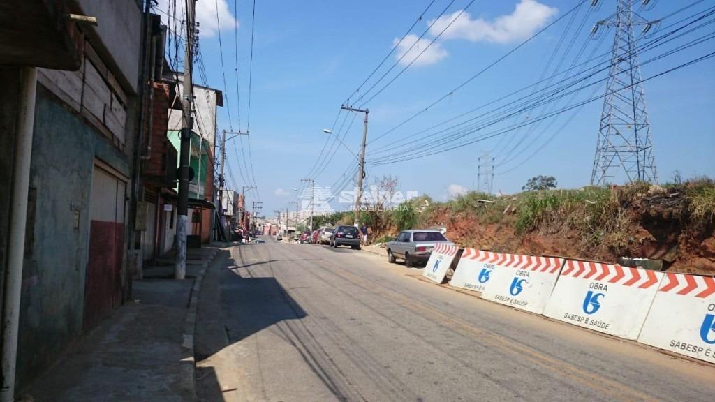 aluguel ou venda área residencial vila alzira guarulhos r$ 132.000,00 | r$ 22.112.000,00 - 24499a