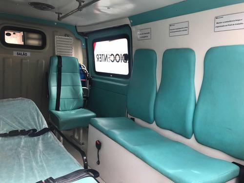 aluguel ou venda ducato ambulância