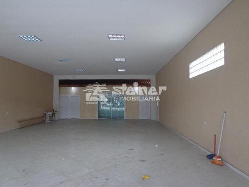 aluguel ou venda salão comercial até 300 m2 vila flórida guarulhos r$ 6.000,00 | r$ 1.200.000,00