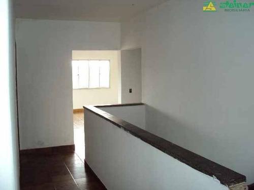 aluguel ou venda sobrado 2 dormitórios vila fátima guarulhos r$ 1.100,00   r$ 450.000,00