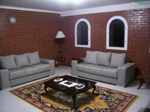aluguel ou venda sobrado 3 dormitórios jardim maia guarulhos r$ 6.000,00   r$ 1.350.000,00