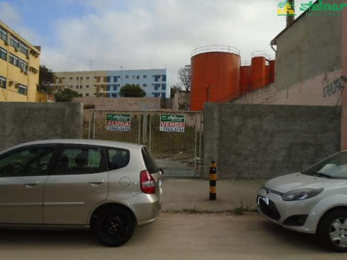 aluguel ou venda terreno até 1.000 m2 vila augusta guarulhos r$ 8.000,00 | r$ 3.000.000,00