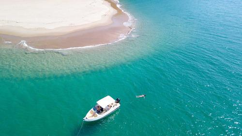 aluguel, passeio lancha em ubatuba, ilhas e praias 7 pessoas
