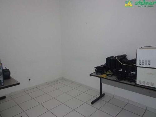 aluguel prédio até 1.000 m2 centro guarulhos r$ 15.000,00