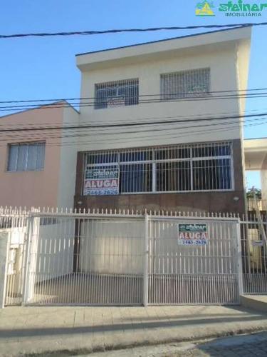 aluguel prédio até 1.000 m2 centro guarulhos r$ 5.800,00